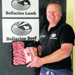 Adams butcher shop