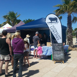 Market stall - Mt Gambier