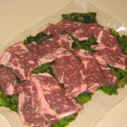 Wagyu-lowline beef